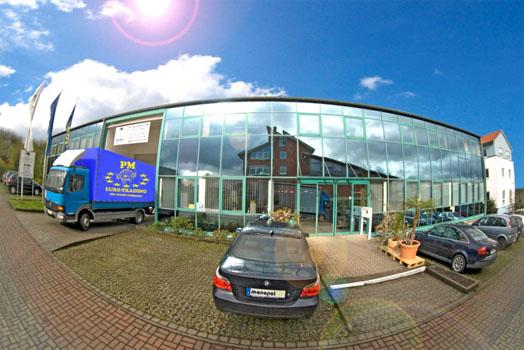 PM Firmengebäude Großhandel, Restposten, Sonderposten