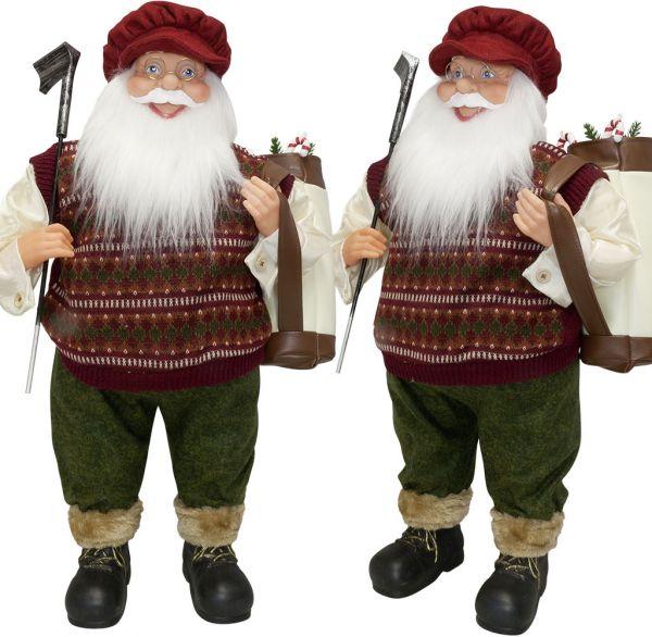 Weihnachtsmann 80cm Ville Santa