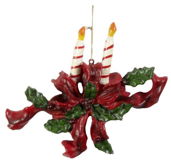Baumschmuck Kerzen 13cm