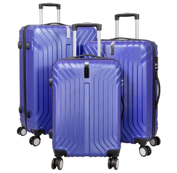 ABS-Kofferset 3tlg Palma