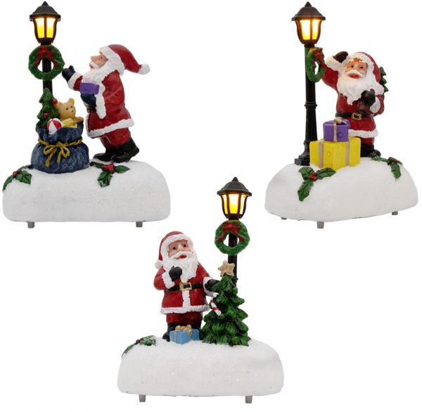 LED Winterlandschaft 12cm