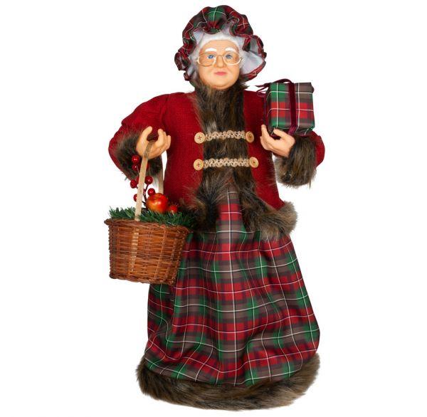 Mrs. Santa Irene 60cm