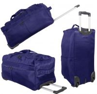 Trolleytasche Brooklyn blau