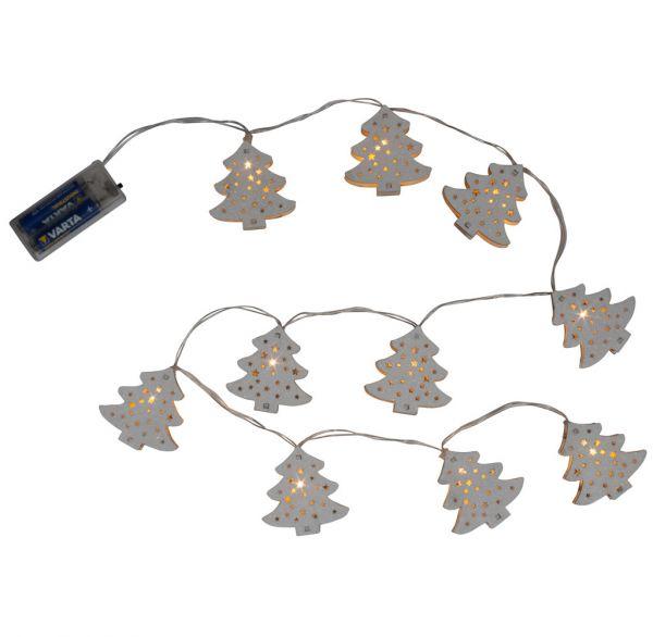 LED 10er Lichterkette 115cm