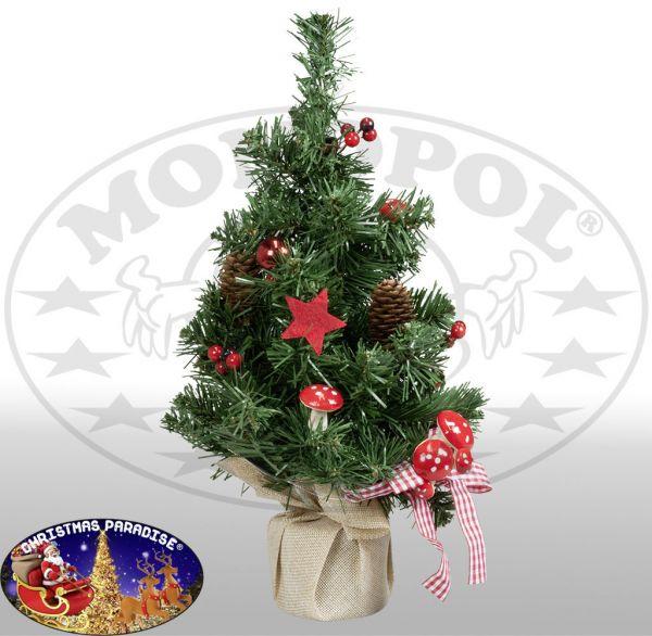 Weihnachtsgesteck 40cm